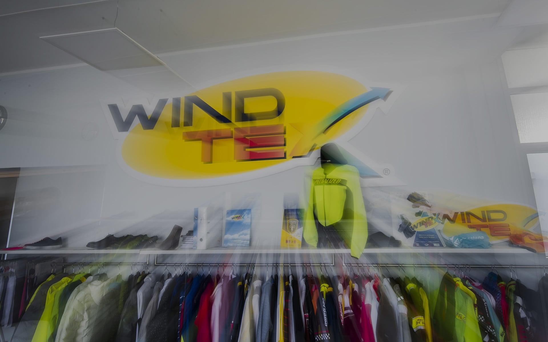 Windtex membranes. Weatherproof